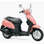 スズキ「レッツG」全面改良して発売、新型エンジンを搭載して低燃費を実現