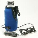冷めたドリンクが5分でホカホカ - シガーソケット電源のボトルウォーマー