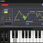カシオ、3種類のミュージックアプリを2014楽器フェアで参考出展