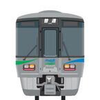 あいの風とやま鉄道、521系新デザイン発表 - 車体の海側・山側で異なる色に
