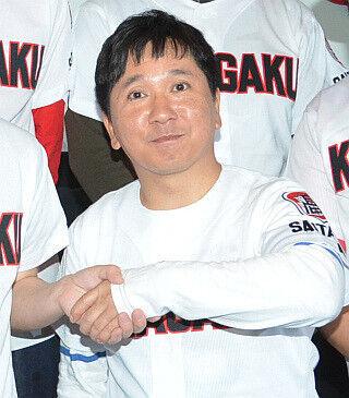 爆笑問題・田中裕二、中井貴一の野球姿を大絶賛「ふくらはぎが原辰徳」