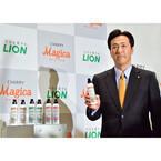 泡いらず! 「ナノ洗浄」でサラサラ洗う食器洗剤「Magica」発売 - ライオン