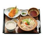 やよい軒、鍋定食から白湯スープ使用の「博多水炊き定食」を発売