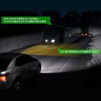 トヨタ、2015年発売の新型車に次世代照明技術「LEDアレイAHS」を採用