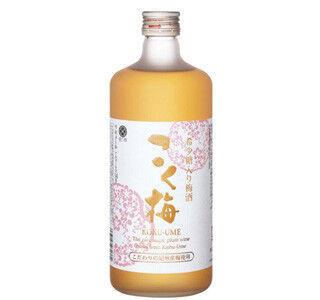 森下仁丹、南高梅と希少糖含有シロップ使用の「希少糖入り梅酒」を新発売