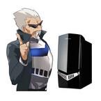 G-Tune、特製スーツをまとった「Gちゃん」のMMDモデリングデータを配布