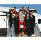 3年半ぶりにサンタクロース財団公認のサンタクロースが日本に来た!!