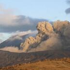 阿蘇火山博物館など、阿蘇山の火口映像をライブ配信 - 27日には火炎を観測