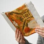 スペック、西陣織を使ってひとつずつ手作りされたiPadカバー発売