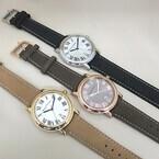 フレンチウオッチ「モーリス・レノマ」とチックタックのコラボ腕時計