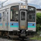 JR東日本、大糸線白馬~南小谷間の運転再開は12/7の見込み - 代行バス運転