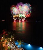 真珠湾で新潟県の「長岡花火」打ち上げへ - 終戦70年に向け平和交流