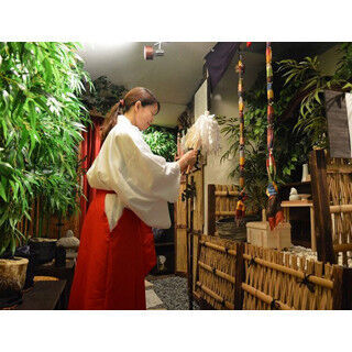 """高田馬場で日本古来の「本当の初詣」を体験! 占いつき神社カフェで""""年籠り"""""""