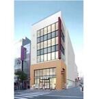 福岡県福岡市、新たな商業ビル「大名スクエア」に無印良品大型路面店