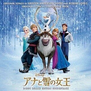 iTunesの年間ランキング、『アナ雪』がソング・アルバム共に1位を獲得!
