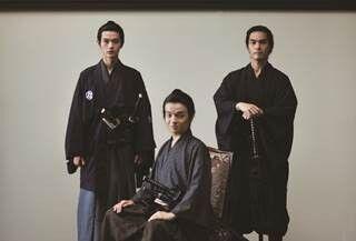 没後10年、杉浦日向子『合葬』が実写映画化! 主演は柳楽優弥&瀬戸康史