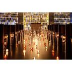 東京都・六本木で「100万人のキャンドルナイト」開催 - 礼拝堂が幻想空間へ