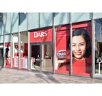 東京都・表参道ヒルズに森永製菓の「DARS BRAND SHOP」がオープン