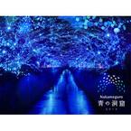 中目黒のイルミネーション「青の洞窟」、土日祝日は点灯中止に--安全に配慮