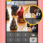 カシオ、買い物記録で思い出を残すiPhoneアプリ「レジカメ」