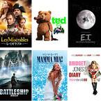 『テッド』『レ・ミゼラブル』などのNBCユニバーサル作品を新たに配信-Hulu