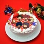 『テイルズ オブ』人気キャラが彩られた2014年限定クリスマスケーキ登場!