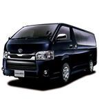 トヨタ、「ハイエース」「レジアスエース」を一部改良して特別仕様車も設定