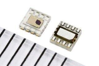 ローム、スマートフォンなど向けにカラー照度センサ「BH1745NUC」を発表