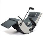 サンコー、無重力ポジションで座れるチェア発売 - スマホホルダーも搭載