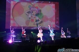 『プリパラ』TVアニメ新シリーズが2015年4月に始動! 「プリパラ&プリティーリズム クリスマス☆パーティー」