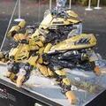 「ガンプラW杯2014」世界一はマレーシア、『MG ジ・オ』をベースにした独創性溢れるジオラマ