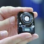 世界最小クラスで4K対応。防犯にも役立つ「超ミニカメラ」 - レッツコーポレーション発表会より
