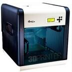ABS/PLA樹脂に対応した3Dプリンタ「ダヴィンチ」新モデル、6万円台で発売