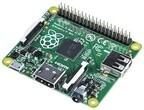 RSコンポーネンツ、名刺サイズの小型PC「Raspberry Pi Model A+」を発表