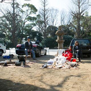 """東京都・銀座で杉本博司らが秘密裏に参加した蚤の市の""""売れ残り""""を展示"""
