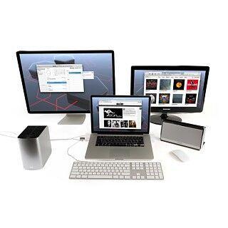 アーキサイト、MacBook Pro用とMacBook Air用のドッキングステーション