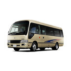 日野自動車、小型バス「日野リエッセII」を改良して発売