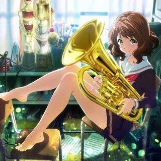 京アニ新作は吹奏楽部を描く『響け!ユーフォニアム』4人のメインキャラ公開