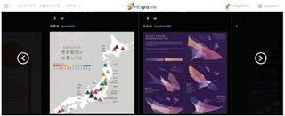 infogra.me、共同通信社の「OVO オーヴォ」にインフォグラフィックを提供