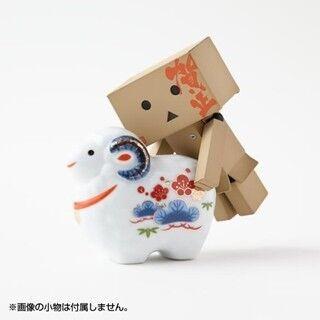 『リボルテックダンボー・ミニ 年賀ダンボー2015』コトブキヤで発売中