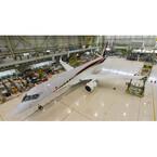 MRJ本格始動に向け、三菱航空機が県営名古屋空港そばに本社全機能を移転