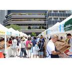 東京都・勝どきでオーガニック野菜を集めた「太陽のマルシェ」開催