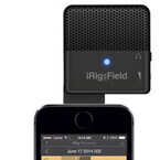iPhone/iPad対応24-bitデジタル・ステレオ・マイク「iRig Mic Field」発売