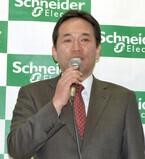 2015年はデータセンタービジネスを拡大 - シュナイダー新副社長 松崎氏
