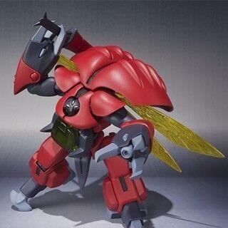 『聖戦士ダンバイン』第一線で活躍し続けたドラムロが「ROBOT魂」に登場