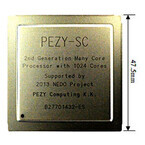 世界2位の省電力性能スパコンにNEDO助成事業の高性能プロセッサ