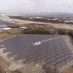 日本アジアグループ、滋賀県近江市にメガソーラー発電所が完成