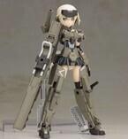 ロボット×美少女「フレームアームズ・ガール(FA:G)」始動! 第一弾は轟雷