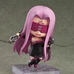 『Fate/stay night』ライダーがねんどろいど化、バイザー脱着で素顔も再現