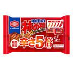 亀田製菓が辛さ5倍の「柿の種」を期間限定で販売